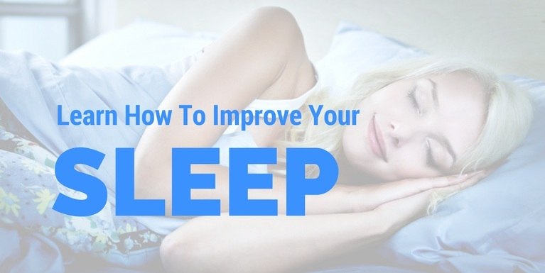 Resources to Help Improve Sleep